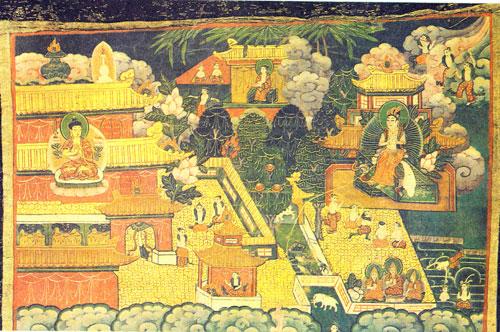 Тибет - страна тайн