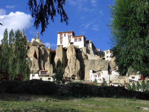 Монастырь Ламаюру. Ладак.