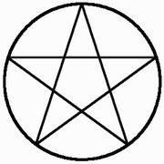 Картинки по запросу пентаграмма в яблоке символ